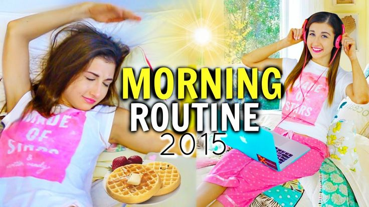 Morning Routine For School 2015 | MayBaby