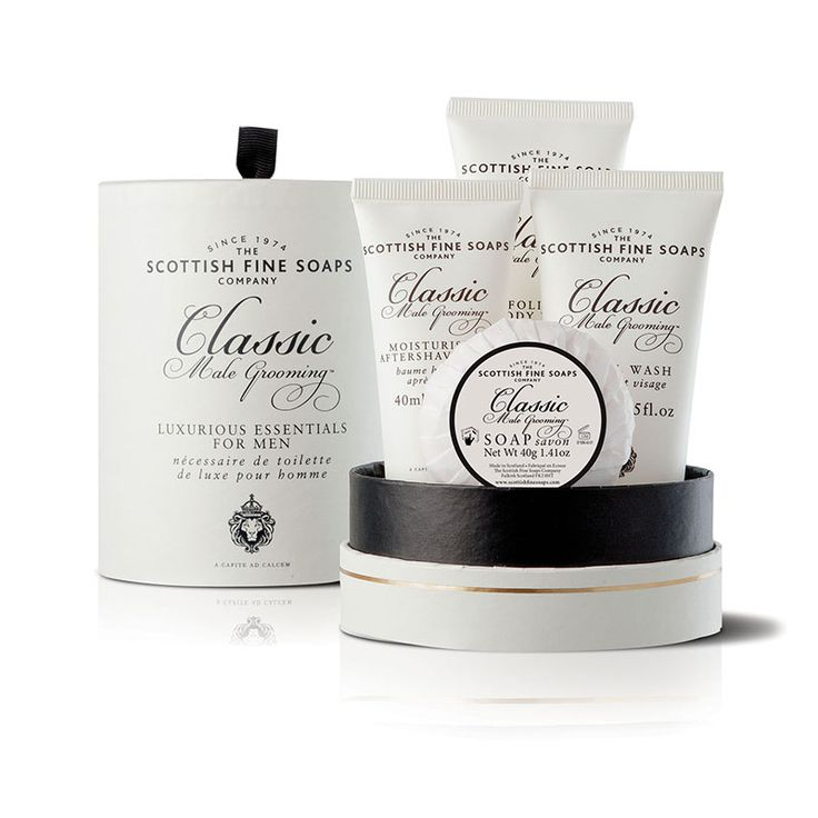 SET CADOU CLASSIC MALE GROOMING
