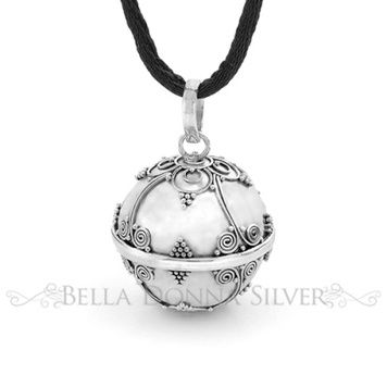 Harmony Ball - HARMONY - Bella Donna Sterling Silver