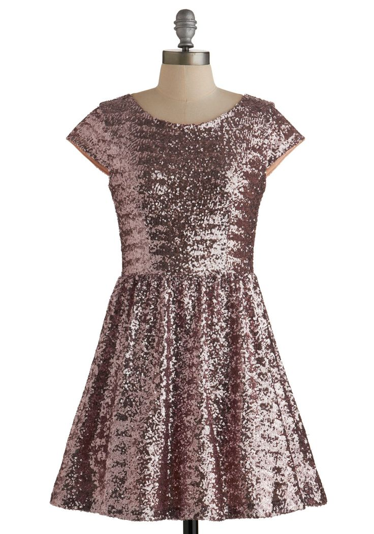 Shimmer and Sparkle Dress