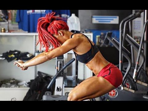 Motivation with Awesome Crossfit Athletes Hannah Eden ...