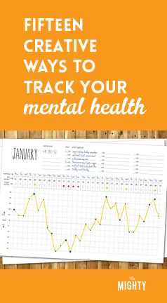 15 Creative Ways to Track Your Mental Health