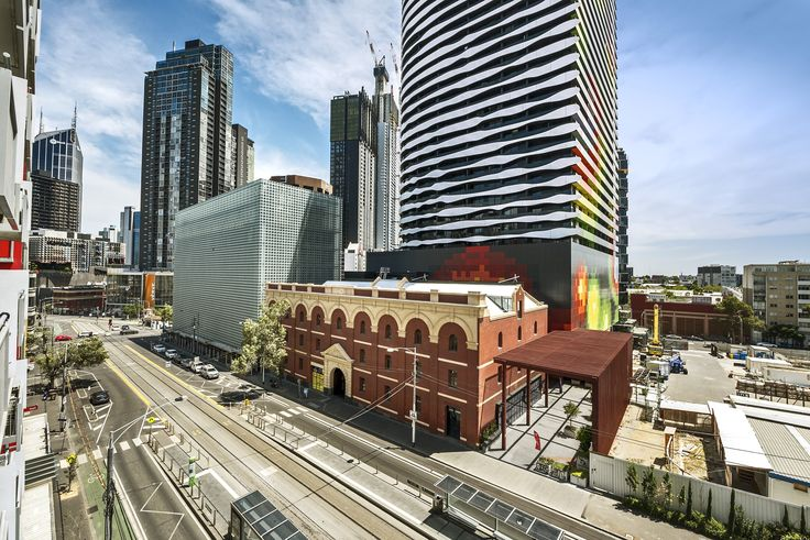 View from 488 Swanston Street, Carlton