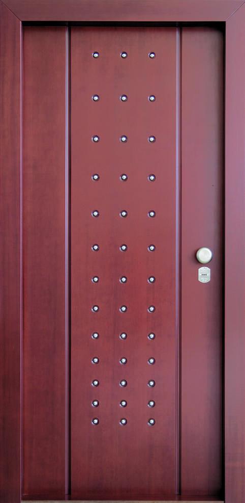 Επενδύσεις με Αλουμίνιο | Θωρακισμένες Πόρτες Ασφαλείας – Halkias Doors