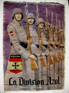 "Spain ""Azul Division"""