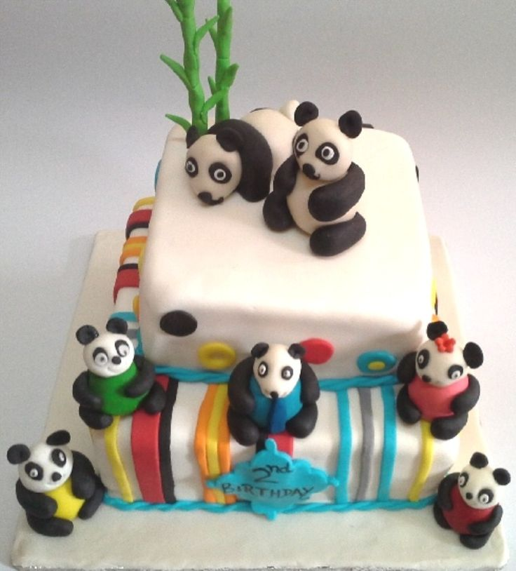 17 Best Images About Panda Cake On Pinterest Last Minute