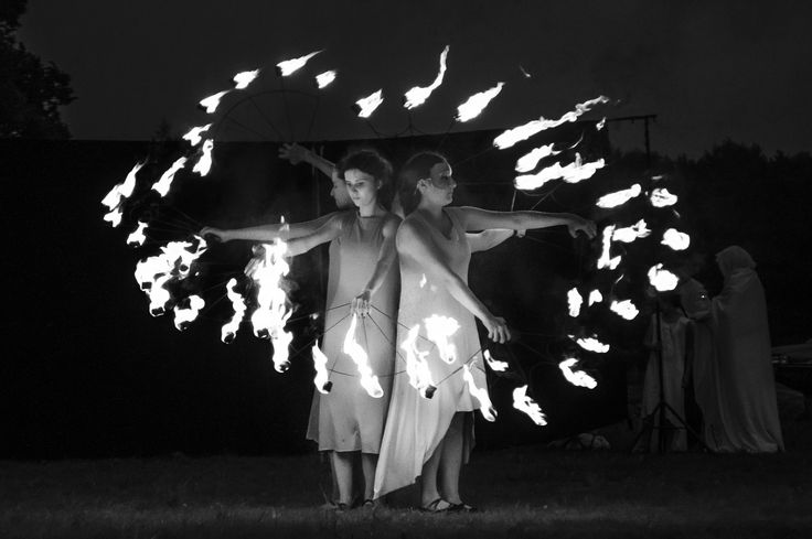 Fireshow Mikorowo 2015 Oak Wojsław Meeting