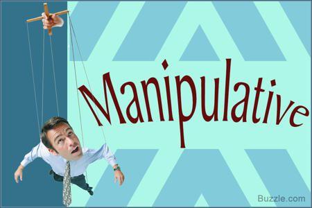 Sociopath Characteristics- Manipulative