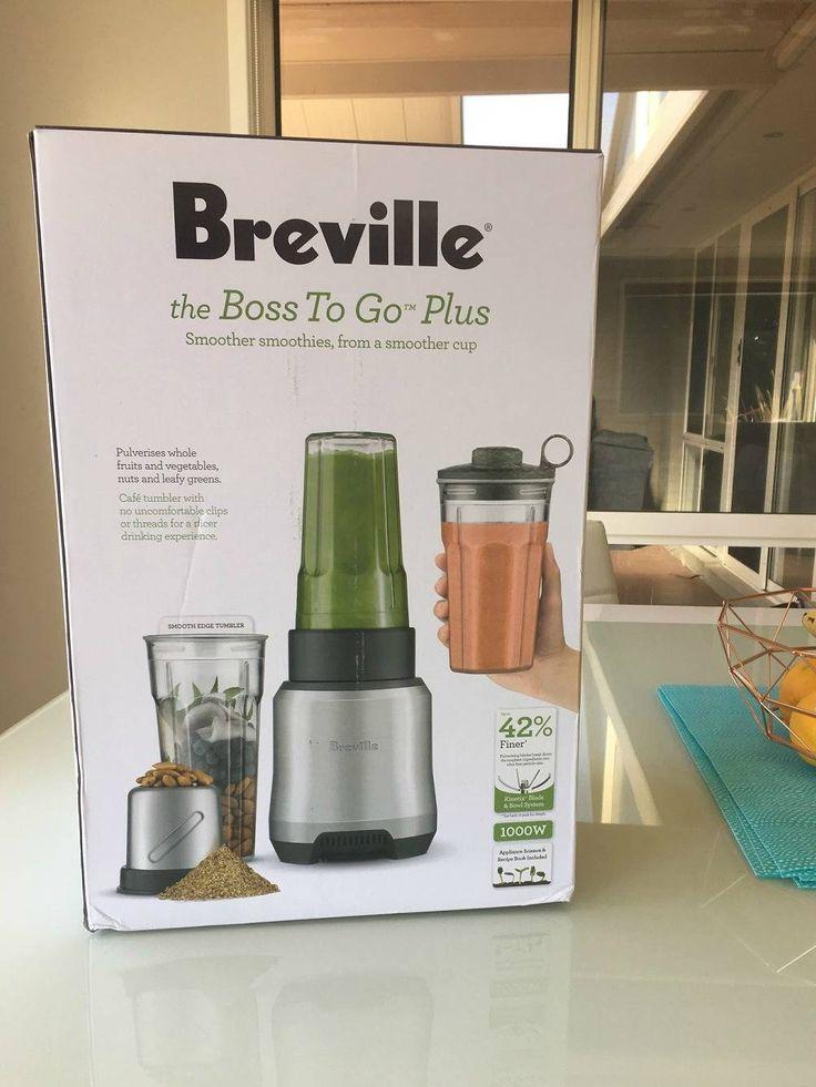 Breville Boss to Go Plus - lovefrommim.com Recipes Blender Blending Juicer Juicing Food Processor