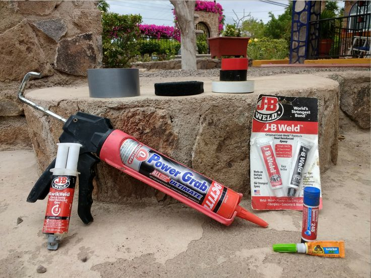 Things in RVs break. Be prepared by having these 10 glues, tapes, and adhesives on hand to help with your big and small RV repair projects.