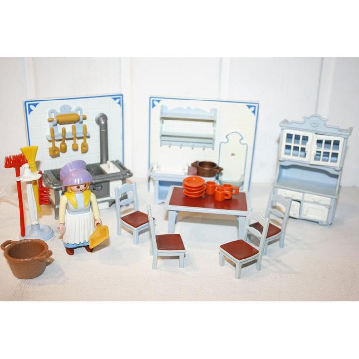les 395 meilleures images du tableau playmobil sur pinterest lego playmobil et play mobile. Black Bedroom Furniture Sets. Home Design Ideas