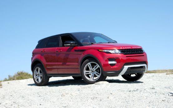 2012 Land Rover Range Rover Evoque Long-Term Update 6 - Motor Trend