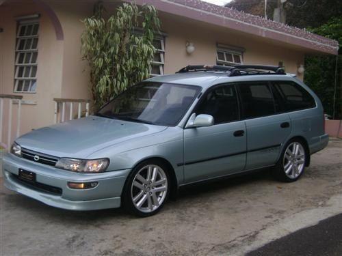 jdm corolla wagon - Google Search … | Cars | Corol…
