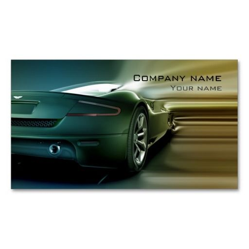 163 best automotive business cards images on pinterest lyrics stylish automotive business card reheart Choice Image