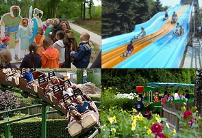 Favorite place to take the kids......Freizeitpark Lochmuhle in Germany