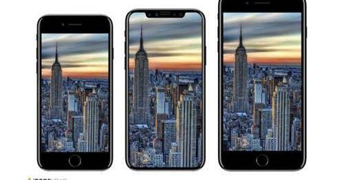 """Como será o iPhone 8? Segundo os boatos mais pertinentes. Ele provavelmente terá reconhecimento facial, quatro lentes, """"tela cheia"""" e bons genes iPhone 4. O preço? Deve começar em R$ 5.200."""