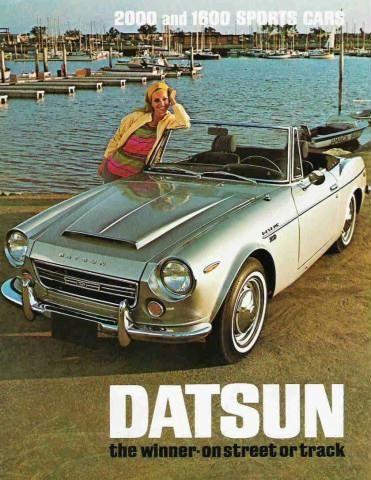 Datsun 1600 Fairlady Roadster -