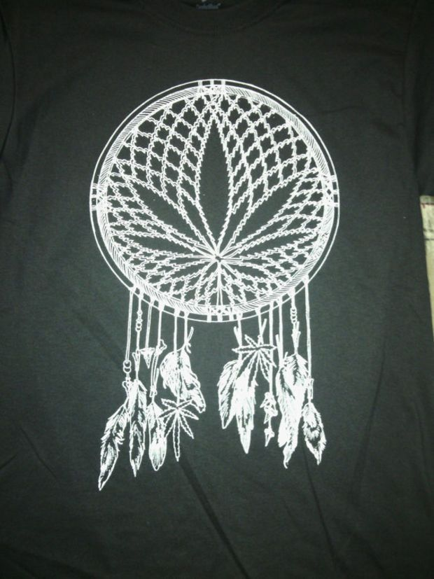 WEED catcher dreamcatcher