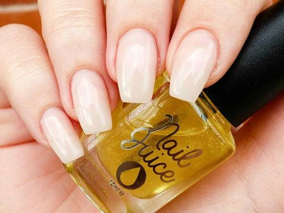 a great manicure starts with healthy, happy cuticles, achievable with some TLC and golden oil by NailJuiceShop. Golden Oil  Cuticle Repair Oil by NailJuiceShop on Etsy