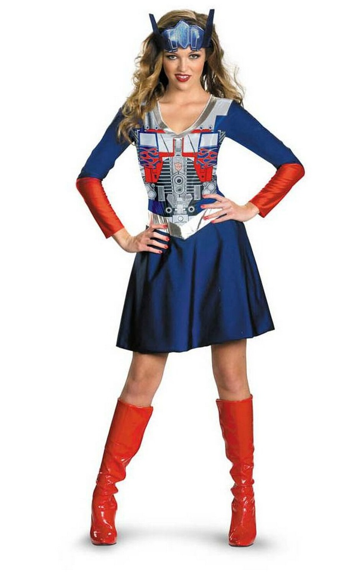 Transformers 3 Optimus Prime Costume, Make You Feel Strong -2591