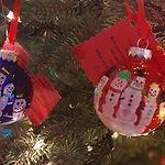 hand print...make snowmen!: Crafts Ideas, Snowman Ornaments, Gifts Ideas, Hand Prints, Handprint Christmas, Great Ideas, Christmas Ornaments, Hands Prints Ornaments, Christmas Gifts