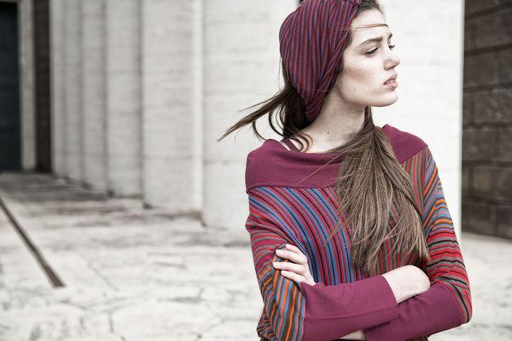 Felpe & Magliette - Poncho - un prodotto unico di Le-Tartarughe su DaWanda