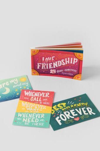 Friendship coupons