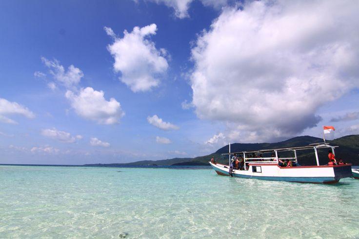 14 December 2014 at Gosong Island, Karimun Jawa
