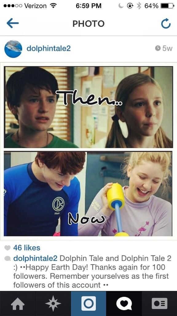 Nathan Gambles and Cozi Zuehlsdorff: Then and Now.