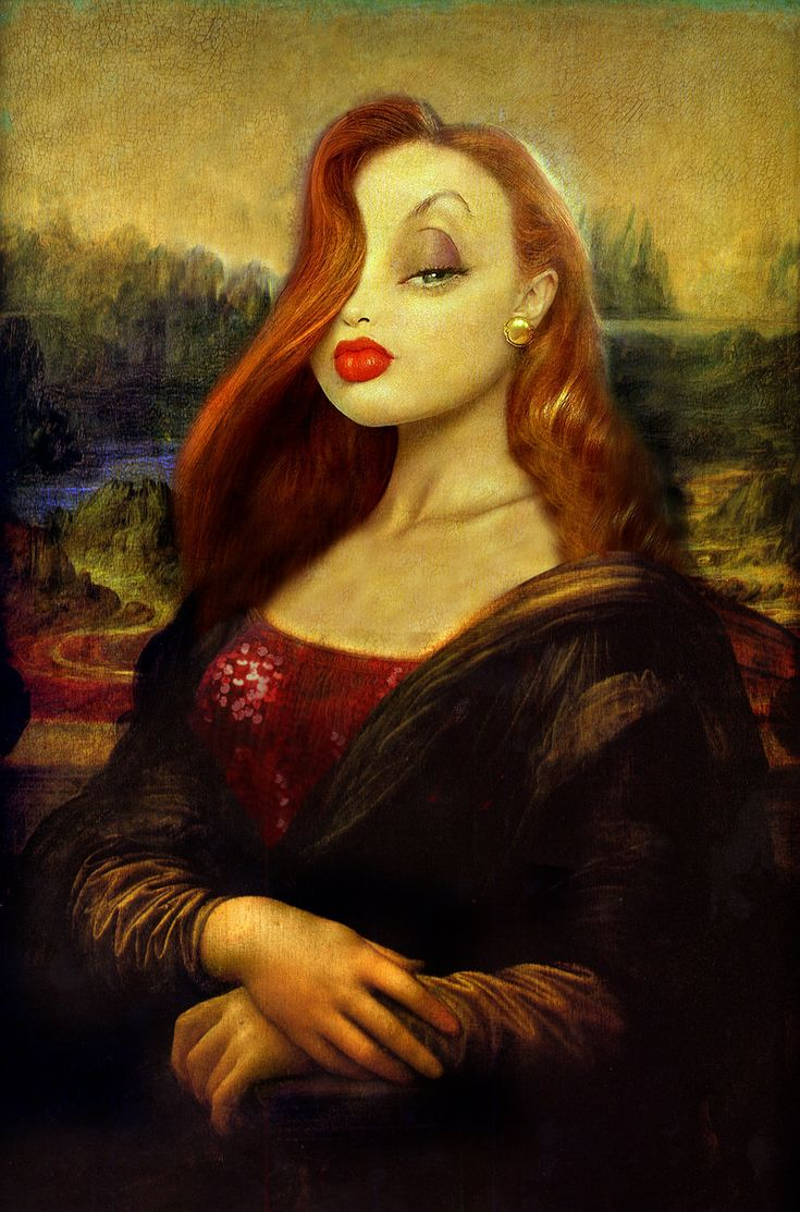mona lisa and online dating