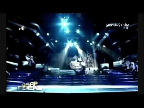 Sarah Geronimo ASAP Rocks Performances (July 24, 2011):    - Opening Number (Holding Out For A Hero - Bonnie Tyler)  - Duet with Youtube Sensation Maria Aragon (Born This Way - Lala Gaga)  - Spiel with Ma