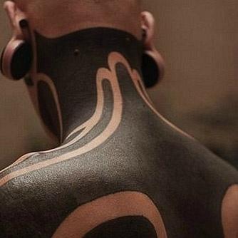 Tathunting for back tats