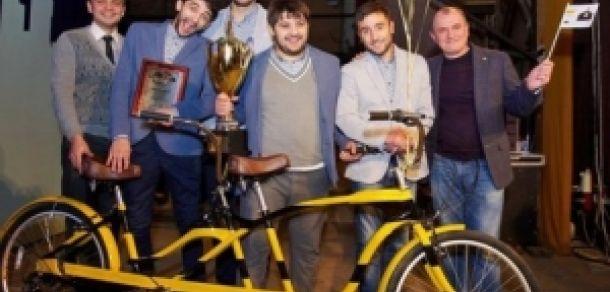 КВНщики из КБР выиграли Кубок кавказской лиги http://kavkaz.co/1354