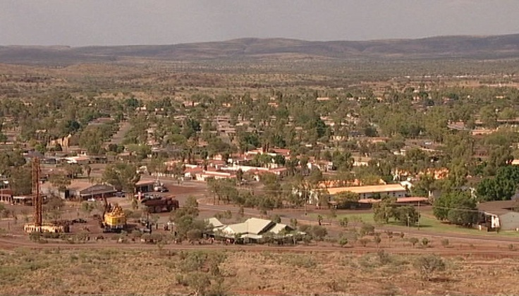 Newman, Western Australia......for part of my childhood, this was and still is home to me : )