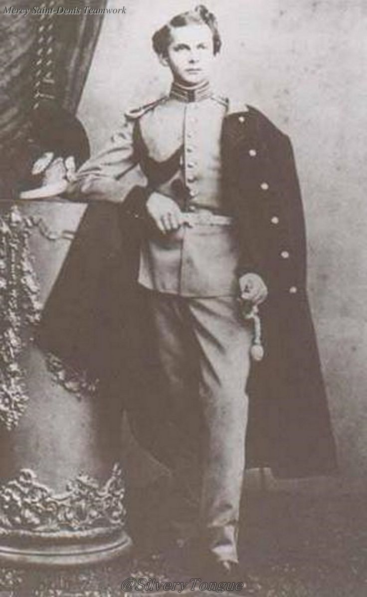 """King Ludwig II of Bavaria…….THE """"MAD KING"""" AND THE """"GAY KING"""""""
