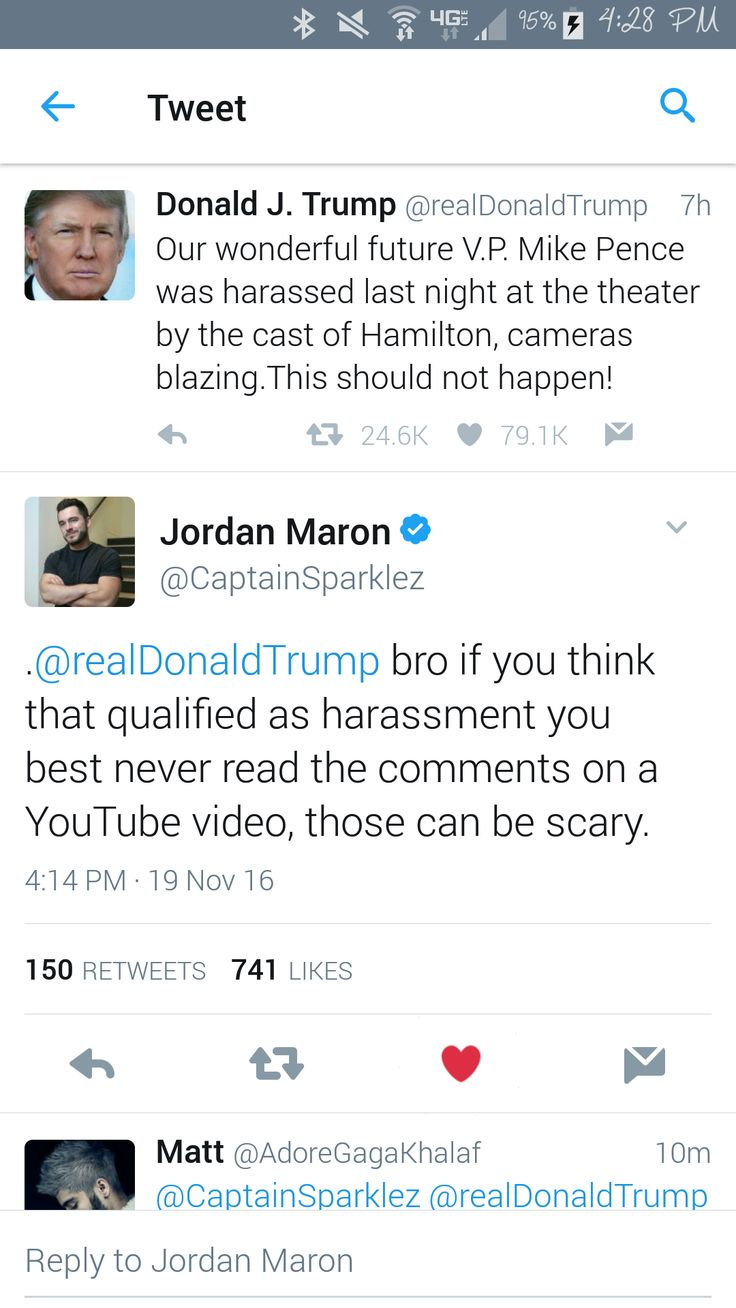 Captainsparklez |Jordan Maron Talks down to Trump