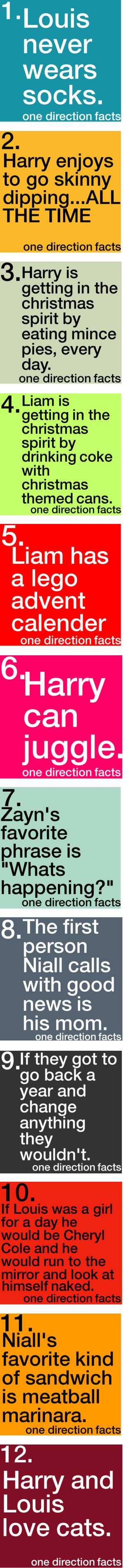 """""""One Direction Facts {part one}"""" by onedirectionfacts ❤ liked on Polyvore"""