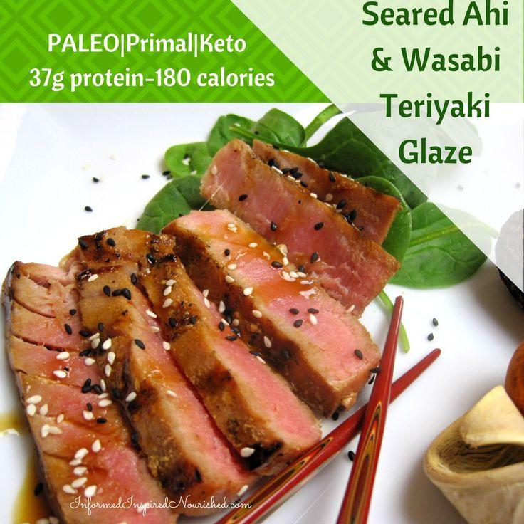 17 best ideas about Seared Tuna on Pinterest  Seared tuna steak recipe, Ahi  # Wasbak Glas_232716