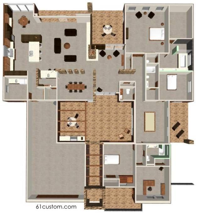106 best House designs ... images on Pinterest | House design ...