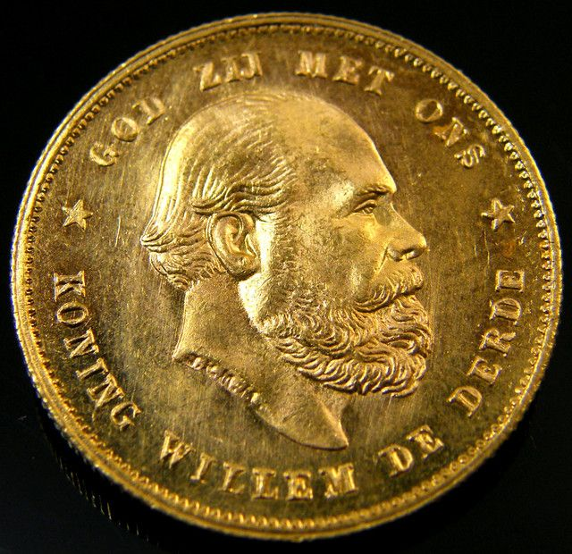 Holland Gold Coins Auction #3000 Coins Auctioned