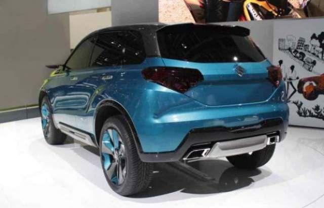 2019 Suzuki Grand Vitara Off Road 4x4 Suv Facelift Automoviles