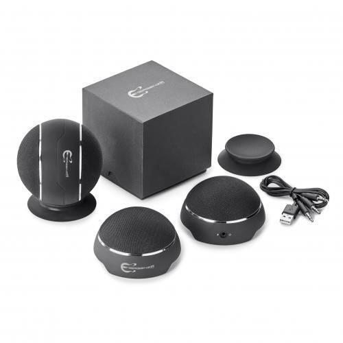 Orb Wireless Dual Speakers - Modular Solutions