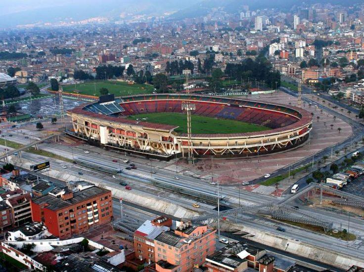 Estadio El Campin Bogota, Colombia