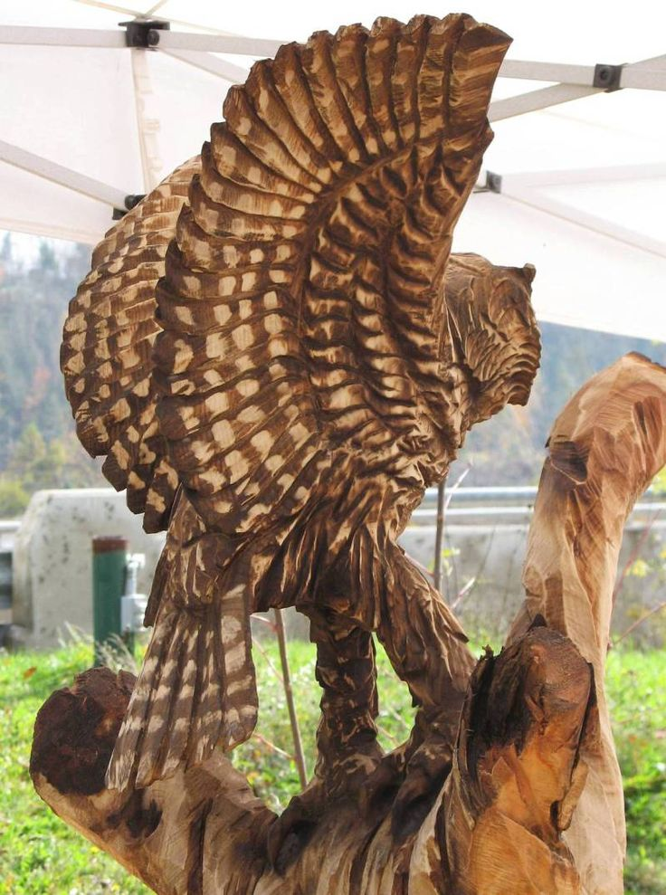 Images about chainsaw birds on pinterest