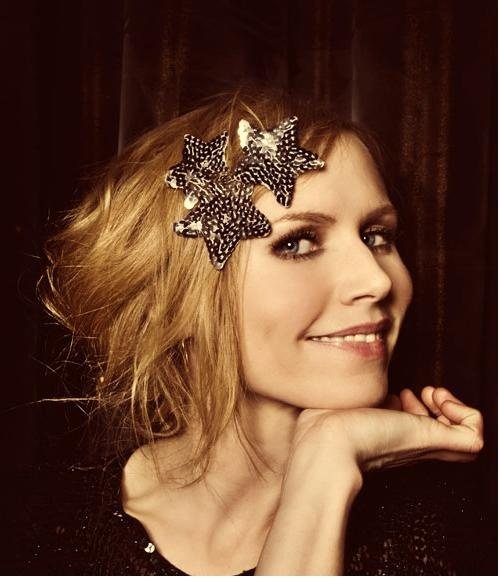 Nina Persson, pretty eye makeup and hair