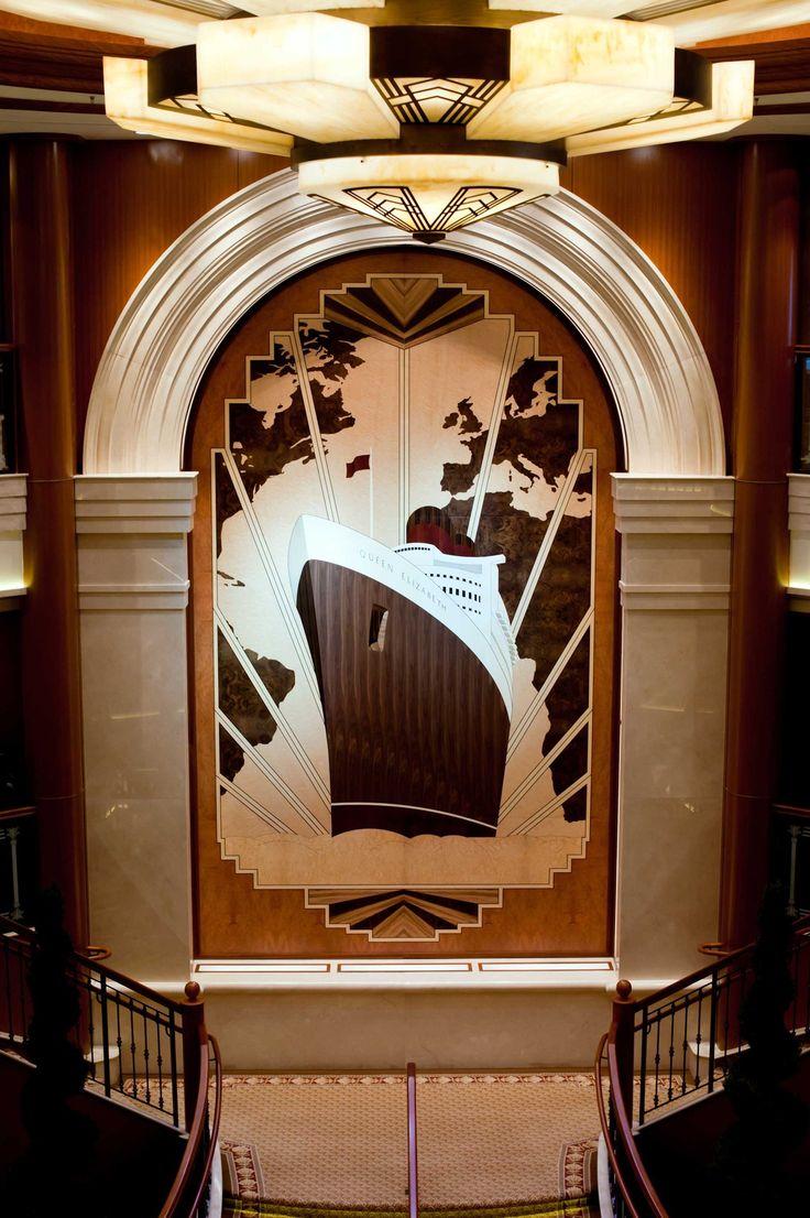 213 Best Art Deco Images On Pinterest Bathrooms Art