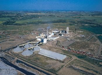 Potash production is a major Saskatchewan industry, which has played a significant role in the economy for over 40 years. The ten producing mines in the province are among the largest and most modern in the world. http://esask.uregina.ca/entry/potash_industry.html