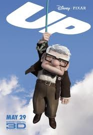 "We saw the movie "" Up, altas aventuras"" and after we did test."