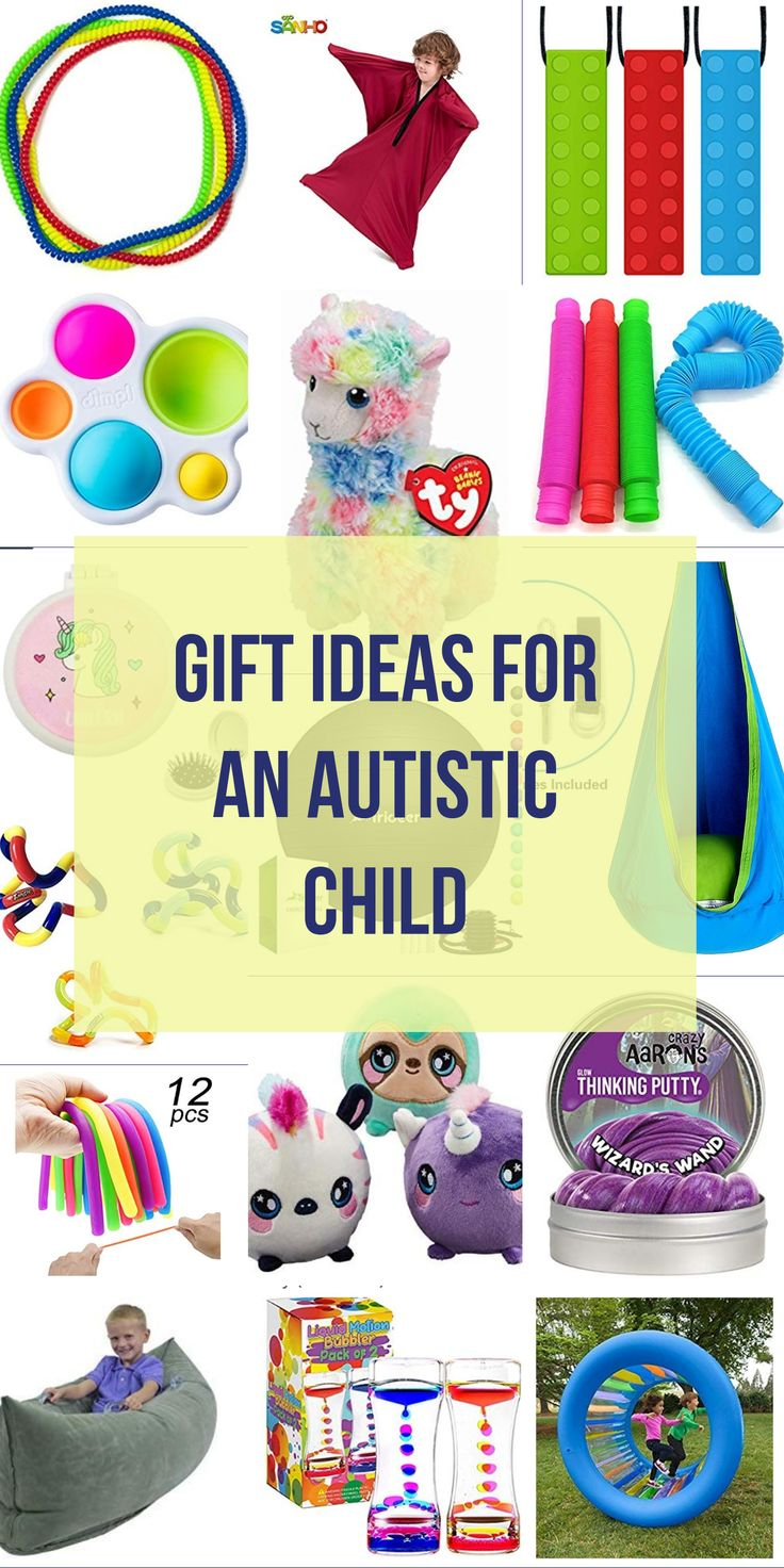 Gift ideas for an autistic child toys for autistic