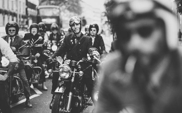Distinguished Gentlemen's Ride London - http://therake.com/distinguished-gentlemens-ride-london/